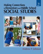 Making Connections in Elementary and Middle School Social Studies  2nd 2010 edition cover