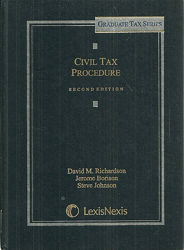 Civil Tax Procedure   2007 edition cover