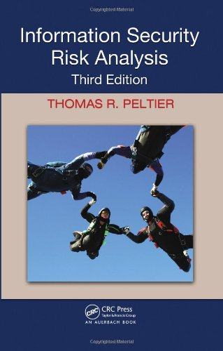 Information Security Risk Analysis  3rd 2010 (Revised) edition cover