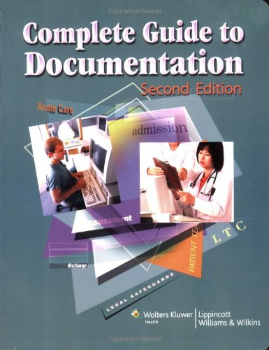 Complete Guide to Documentation  2nd 2008 (Revised) edition cover