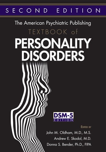 American Psychiatric Publishing Textbook of Personality Disorders  2nd 2014 (Revised) edition cover