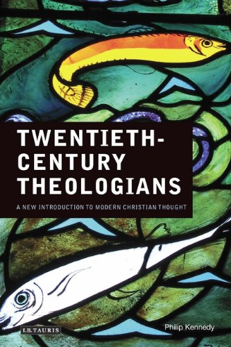 Twentieth-Century Theologians A New Introduction to Modern Christian Thought  2010 edition cover