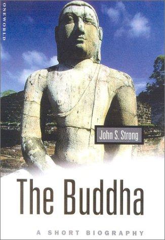 Buddha A Short Biography  2001 edition cover
