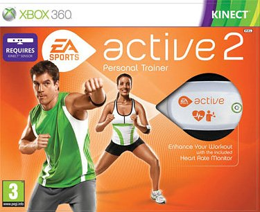 EA Sports Active 2 - Kinect Compatible (Xbox 360) by Electronic Arts Xbox 360 artwork