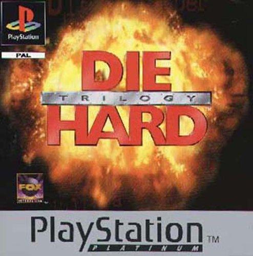 Die Hard Trilogy (Platinum) PlayStation artwork