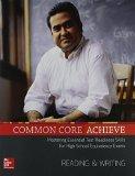 Common Core Achieve   2015 edition cover