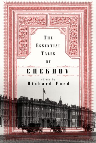 Essential Tales of Chekhov   2000 edition cover