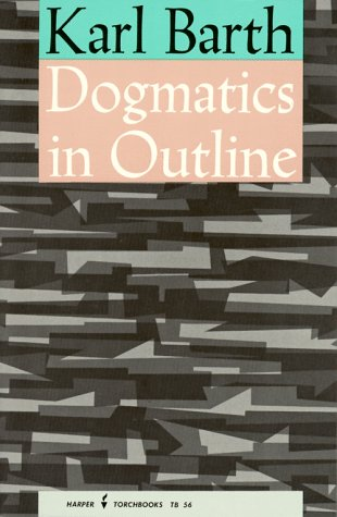 Dogmatics in Outline  N/A edition cover