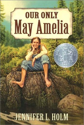 Our Only May Amelia   2001 edition cover