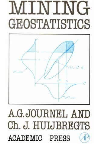 Mining Geostatistics 1st 1978 edition cover