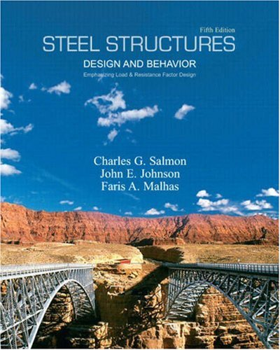 Steel Structures Design and Behavior 5th 2009 (Revised) edition cover