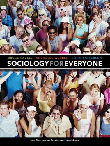 Sociology for Everyone   2011 9780135113561 Front Cover