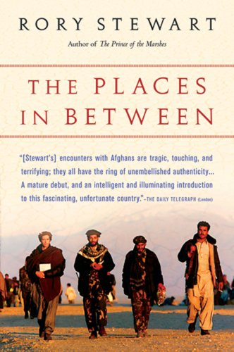 Places in Between   2006 edition cover