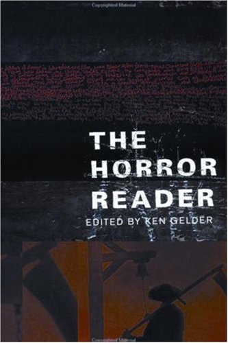 Horror Reader   2000 edition cover
