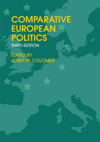 Comparative European Politics  3rd 2008 (Revised) edition cover