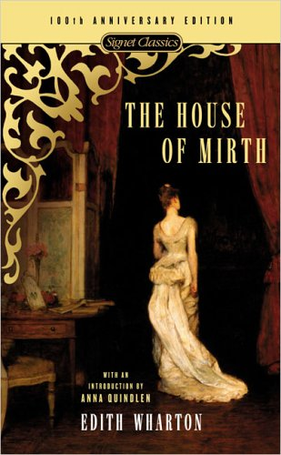House of Mirth   2000 edition cover