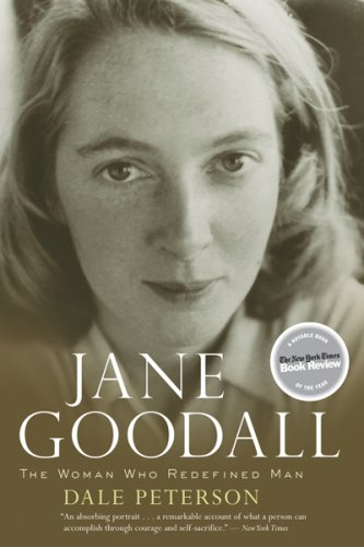 Jane Goodall The Woman Who Redefined Man  2007 9780547053561 Front Cover