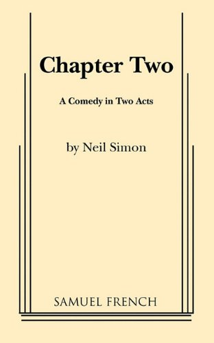 Chapter Two   1979 9780573607561 Front Cover