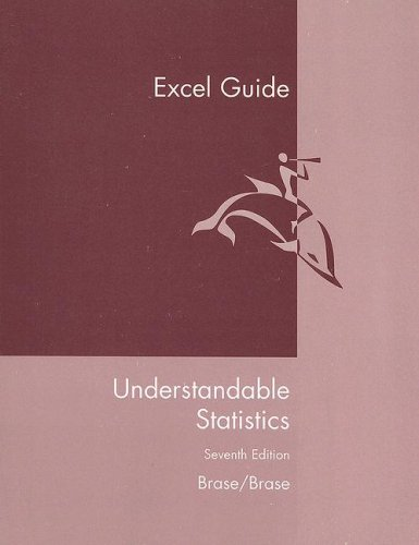 Understandable Statistics  7th 2003 9780618205561 Front Cover