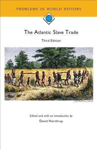 Atlantic Slave Trade  3rd 2011 edition cover