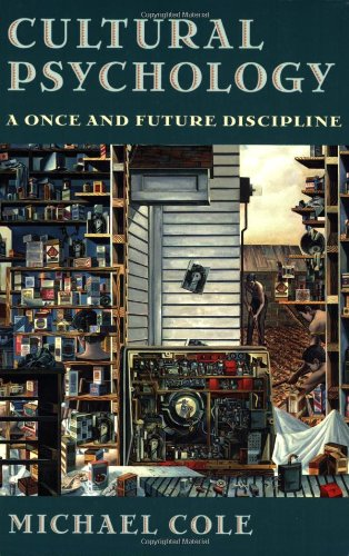 Cultural Psychology A Once and Future Discipline  1996 edition cover