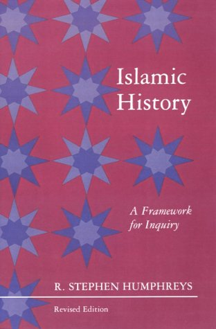 Islamic History A Framework for Inquiry  1992 (Revised) edition cover