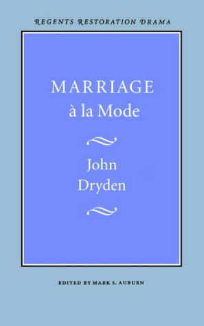 Marriage � la Mode  N/A edition cover