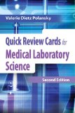Quick Review Cards for Medical Laboratory Science  2nd 2014 (Revised) 9780803629561 Front Cover