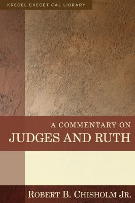 Commentary on Judges and Ruth   2013 edition cover