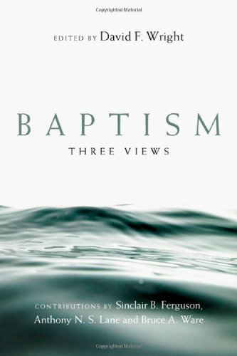 Baptism Three Views  2009 edition cover