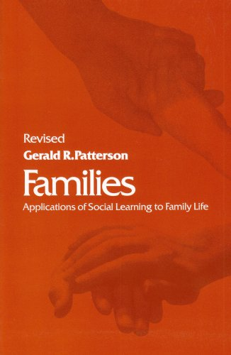 Families Applications of Social Learning to Family Life  1975 (Revised) edition cover
