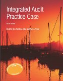 Integrated Audit Practice Case 6th Edition  N/A edition cover