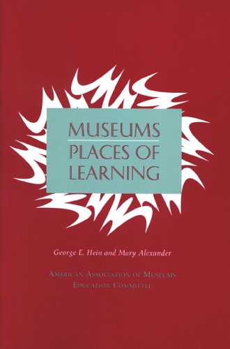 Museums Places of Learning N/A edition cover