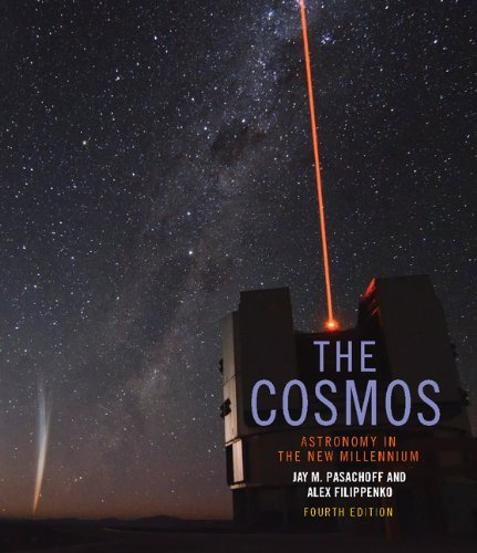 Cosmos Astronomy in the New Millennium 4th 2013 (Revised) edition cover