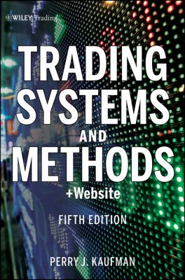 Trading Systems and Methods  5th 2013 edition cover