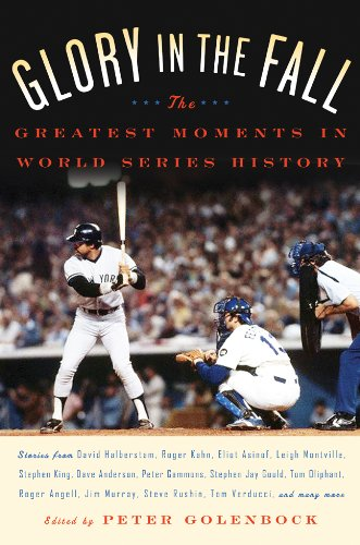 Glory in the Fall The Greatest Moments in World Series History  2010 9781402777561 Front Cover
