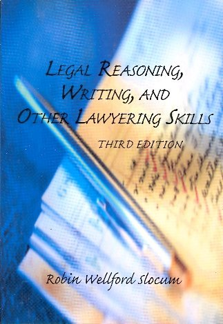 Legal Reasoning,Writing+Persuasive Arg   2011 edition cover