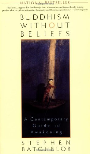 Buddhism Without Beliefs A Contemporary Guide to Awakening  1997 edition cover