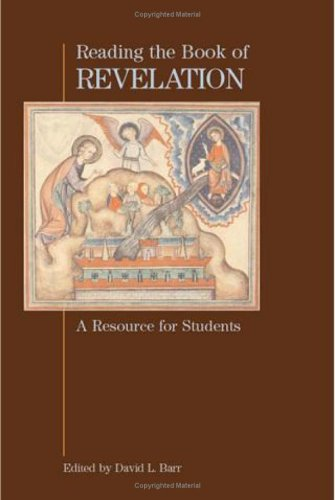 Reading the Book of Revelation : A Resource for Students  2003 edition cover