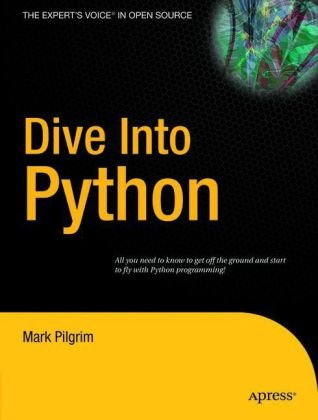 Dive into Python   2004 9781590593561 Front Cover