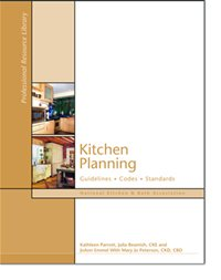 KITCHEN PLANNING 1st edition cover