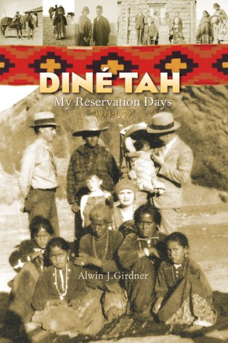 Din�tah My Reservation Days, 1923-1939  2011 edition cover
