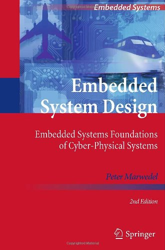 Embedded System Design Embedded Systems Foundations of Cyber-Physical Systems 2nd 2011 edition cover