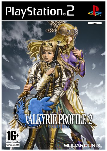 Valkyrie Profile 2: Silmeria (PS2) by Square Enix PlayStation2 artwork