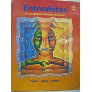 Entrevistas : An Introduction to Language and Culture 2nd 2005 edition cover