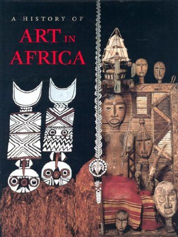 History of Art in Africa   2001 edition cover