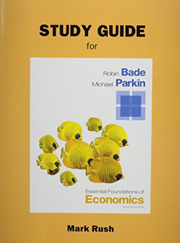 Essential Foundations of Economics:   2014 edition cover