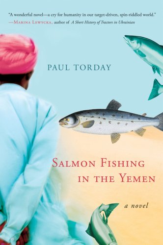 Salmon Fishing in the Yemen   2007 9780156034562 Front Cover