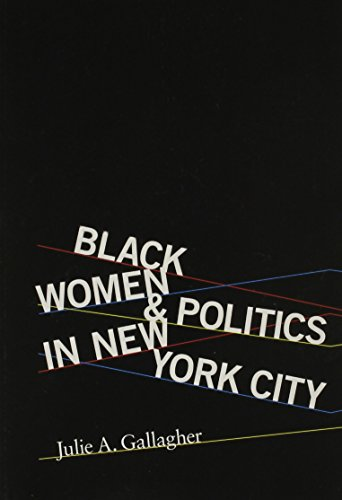 Black Women and Politics in New York City   2014 edition cover