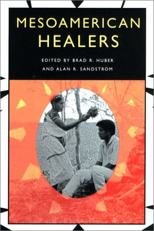 Mesoamerican Healers   2001 edition cover